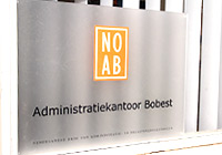 Adminstratiekantoor Bobest is gecertificeerd door de NOAB