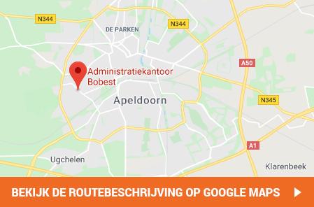 Routekaart van Apeldoorn, Ugchelen en Klarenbeek