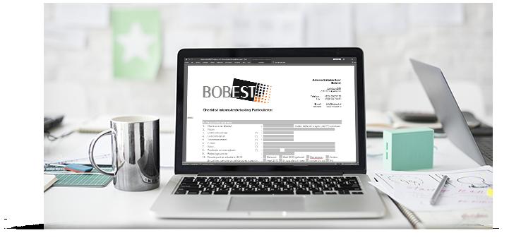 Digitale administratie aanleveren bij administratiekantoor Bobest in Apeldoorn